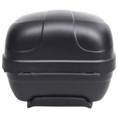 vidaXL Toppbox för motorcykel och 1 MC-hjälm 35 L
