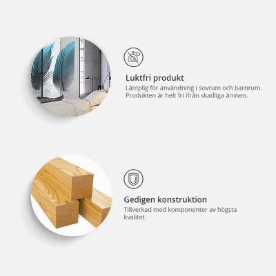 Rumsavdelare - Concrete Garden   - 135x172 Cm