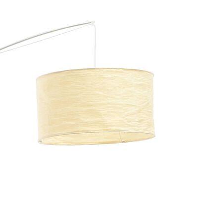 Golvlampa båge papper 192 cm
