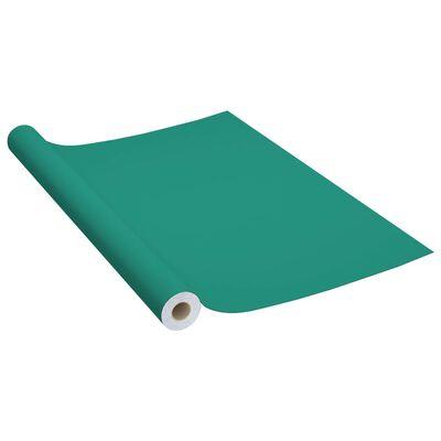 vidaXL Dekorplast babyblå 500x90 cm PVC