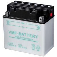 VMF Powersport Batteri 12 V 19 Ah CB16CL-B