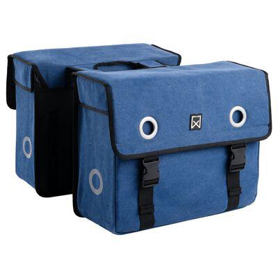 Willex Cykelväskor 30 L blå