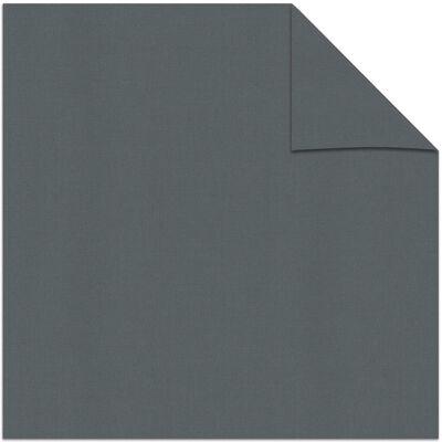 Decosol Rullgardin mini translucent Uni antracit 37x160 cm