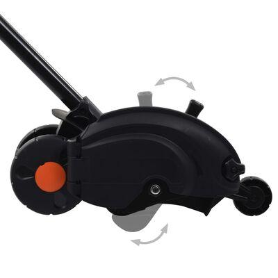 vidaXL Elektrisk grästrimmer 36 cm 1200 W
