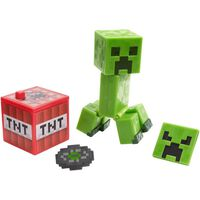 Minecraft, Comic Maker Actionfigur - Creeper