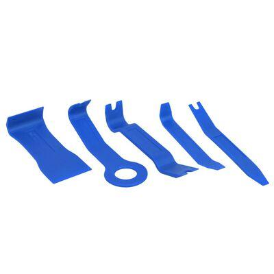 ProPlus Demonteringsjärn i plast 5 delar 590153,
