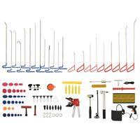 vidaXL 89-delars Repareringskit för bucklor