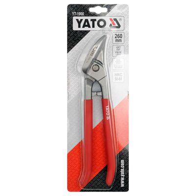 YATO Idealsax 260 mm vänster