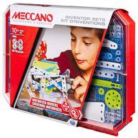Meccano Bygg- och uppfinnarsats 5 Motorized Movers