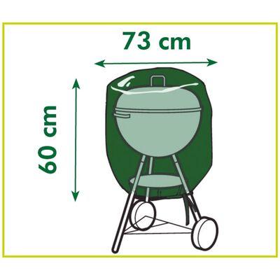 vidaXL Överdrag till kolgrill 73x73x60 cm