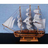 Segelbåt , 52x44x10 cm