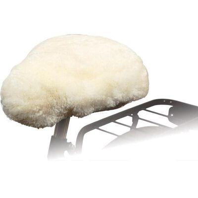 Willex Sadelöverdrag fårskinn natur 30120