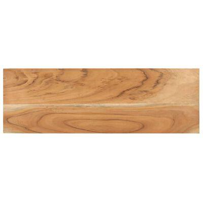 vidaXL Soffbord 90x30x40 cm massivt akaciaträ