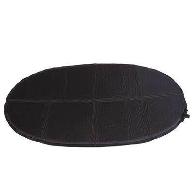 DERYAN Självuppblåsbar madrass Baby Luxe 2,5 cm