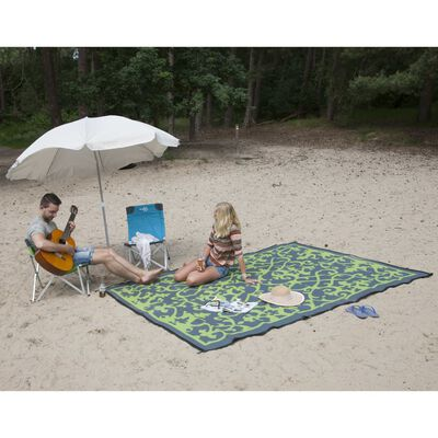 Bo-Camp Utomhusmatta Chill mat Lounge 2,7x2 m grön 4271022