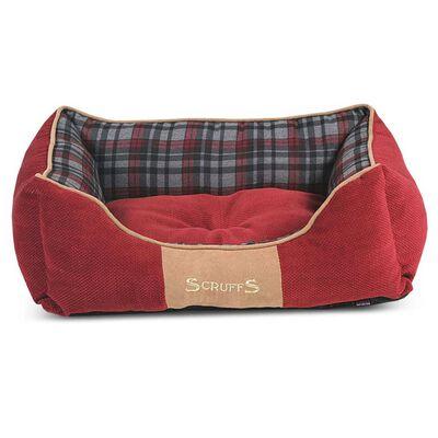 Scruffs Husdjurskorg Highland röd S