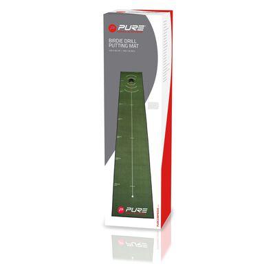 Pure2Improve Puttmatta för golf 400x66 cm