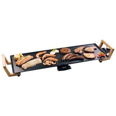 Bestron Plancha-grill Asia Lounge ABP603BB bambu XL 70x23 cm