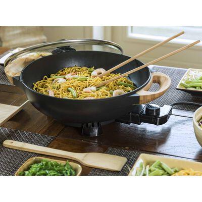 Bestron Elektrisk wokpanna AEW100AS svart