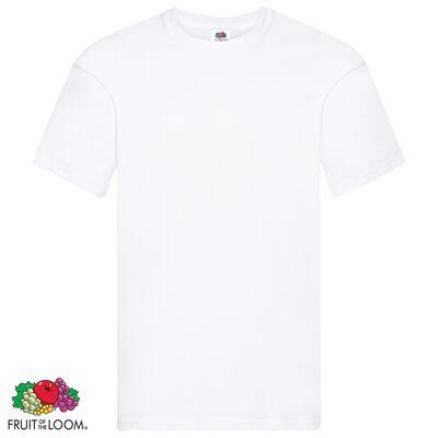 Fruit of the Loom Original T-shirt 10-pack stl. M bomull