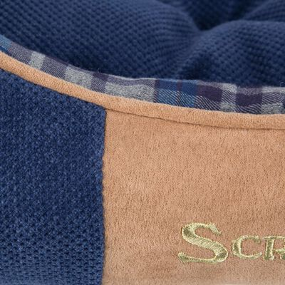 Scruffs Husdjurskorg Highland blå L