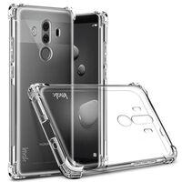 IMAK shockproof silikon skal Huawei Mate 10 Pro (BLA-L29) Transparent