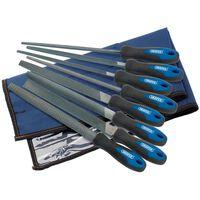 Draper Tools Filar och raspar 8 st 200 mm 44961