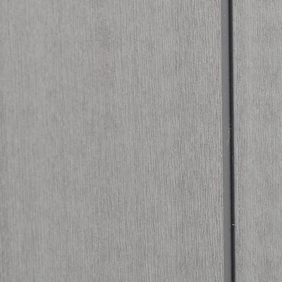 Keter Odlingslåda Sequoia medium grå PP 240929
