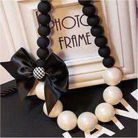 Mode Temperament Elegant Imitation Pärlor Halsband