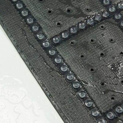 Sealskin Halkfri duschmatta Unilux 35x90 cm antracit