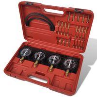 Uppsättning av verktyg för vakuumklockor förgasare