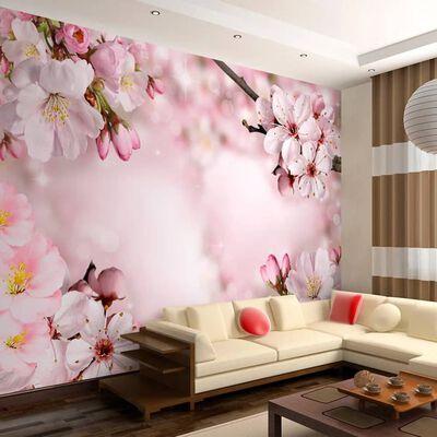 Fototapet - Spring Cherry Blossom - 250x175 Cm