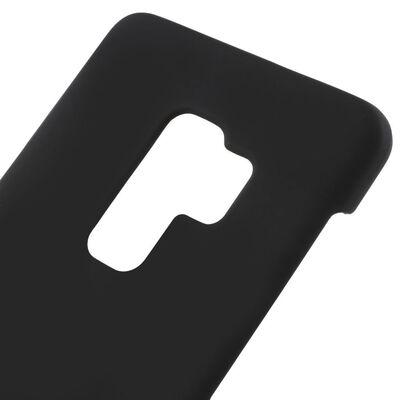Samsung Galaxy S9 Plus Skal i hårdplast - Svart