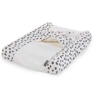 CHILDHOME Skötbäddsöverdrag Angel jersey leopard