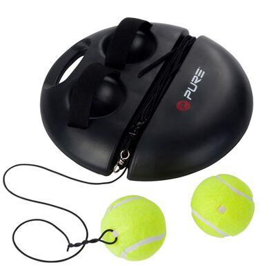 Pure2Improve Tennistränare svart P2I100180