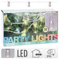 ProGarden Partyslinga med 20 LED 12 V