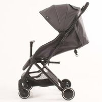 Kekk Hopfällbar barnvagn Ymo Plus grå