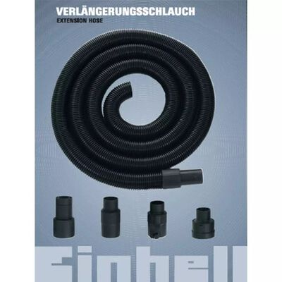 Einhell Förlängningsslang med adaptrar 36 mm/3 m 2362000