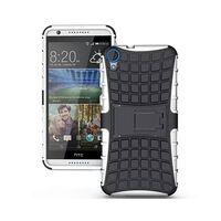 Stöttåligt skal med ställ HTC Desire 820 Vit