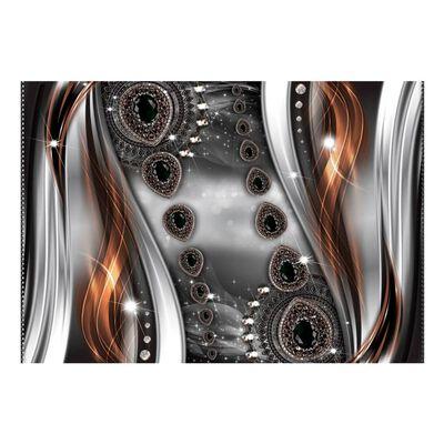 Fototapet - Abstract & Jewelry - 300x210 Cm