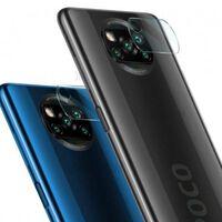 2-PACK Xiaomi Poco X3 NFC Skärmskydd Kameralins