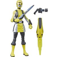 Power Rangers, Beast Morphers - Yellow Ranger 15 cm