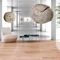 Fototapet - Inventive Corridor - 200x140 Cm