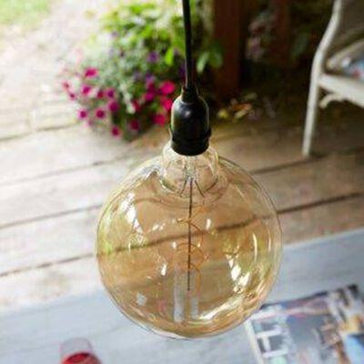 Luxform Batteridriven trädgårdslampa LED Sphere