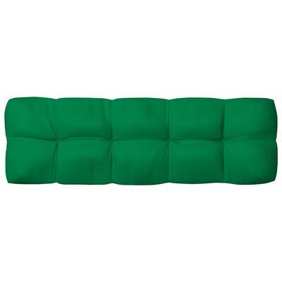 vidaXL Dynor till pallsoffa 3 st grön