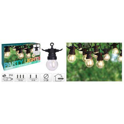 ProGarden Ljusslinga för trädgården med 20 LED 24 V