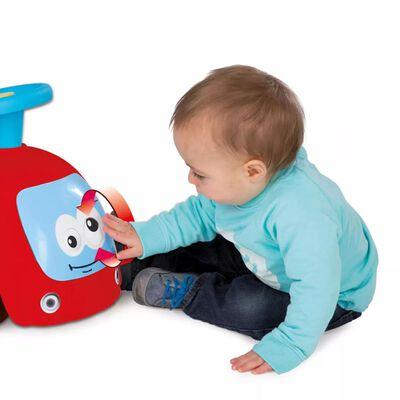 Smoby 4-i-1 Åkbil Maestro Balade III röd 720302