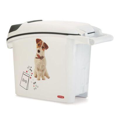 Curver Foderbehållare hund 15 L