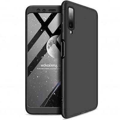 Samsung A70 360° 3in1 FullCover Skal inkl. Härdat Glas