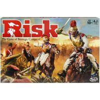 Risk, ett strategiskt brädspel för 2-5 spelare